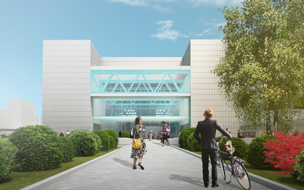 В составе ТПУ «Ховрино» построят автовокзал