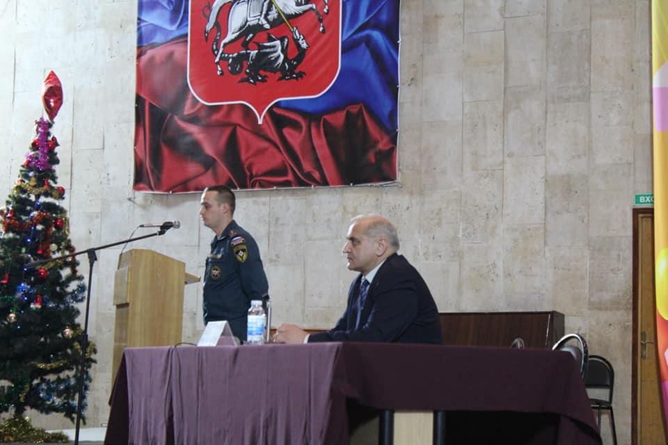 Глава управы Ховрина Виктор Коль проведет встречу с населением 16 января