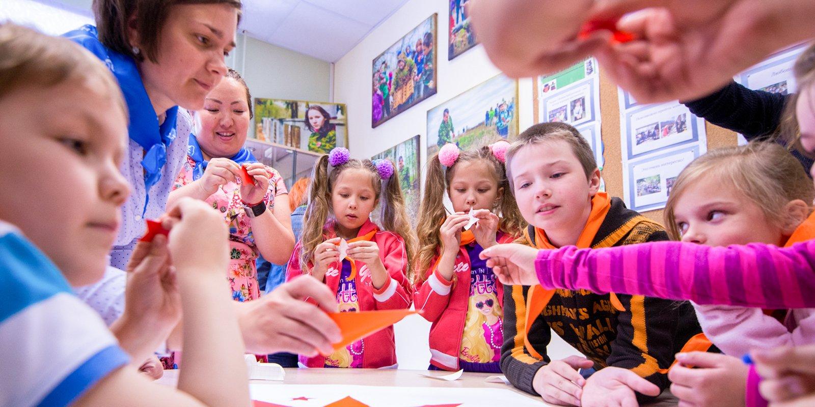 Летний лагерь в рамках программы «Московская смена-2019» откроется в ховринской школе