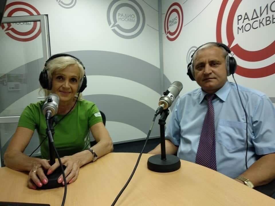 Виктор Коль примет участие в программе «Служба доверия Радио Москвы»