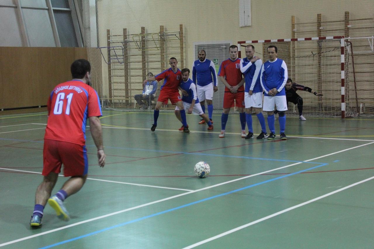 В ФОКе на Вагоноремонтной пройдут окружные соревнования по мини-футболу