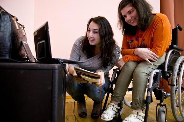 Пункт сбора помощи для детей-инвалидов открыт у метро «Водный стадион»