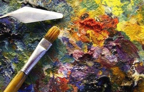 Художник года создает для выставки серию работ «Внутреннее Дегунино»