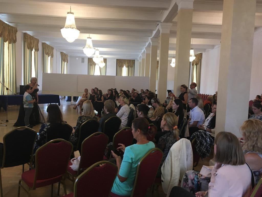 """""""Клуб """"Огонёк"""" принял участие в открытом форуме многодетных матерей"""